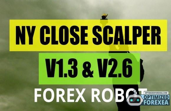 NY Close Scalper V1.3 & V2.6 – Unlimited Version Download