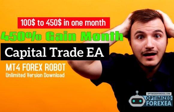 Capital Trade EA – Unlimited Version Download