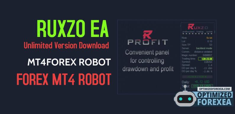 Ruxzo EA V13.2 – Unlimited Version Download